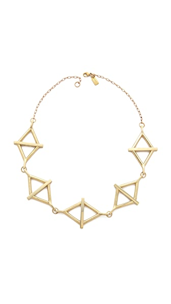 Pamela Love Multi Balance Collar Necklace