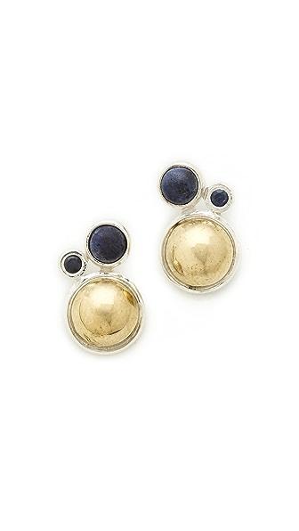 Pamela Love Cluster Earrings