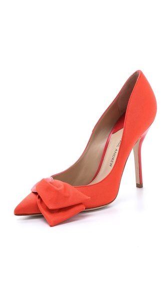 Paul Andrew Euphorbia Pumps