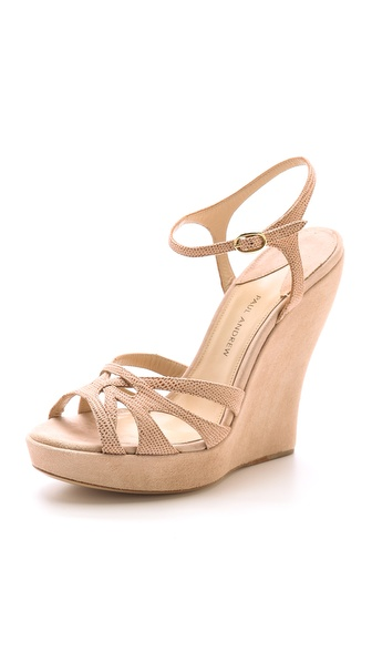 Paul Andrew Gardenia Wedges