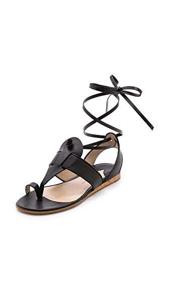 Paul Andrew Persica Flat Sandals