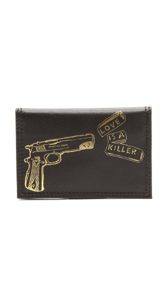 Paris House Love is a Killer Card Case