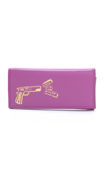 Paris House Love is a Killer Wallet