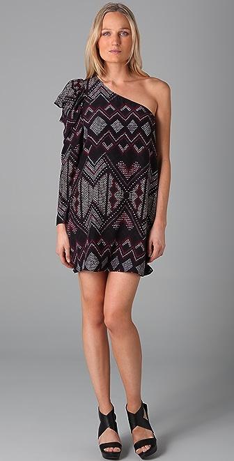 Parker One Shoulder Dress
