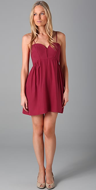 Parker Babydoll Dress