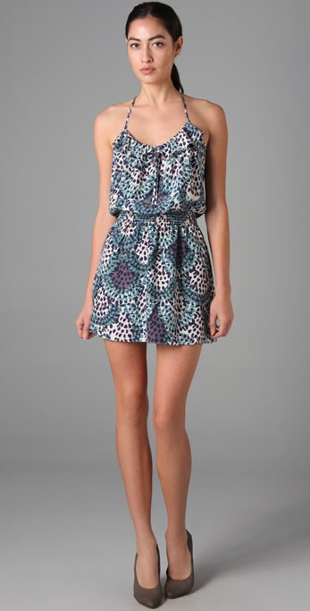 Parker Multi Flower Print Cami Dress