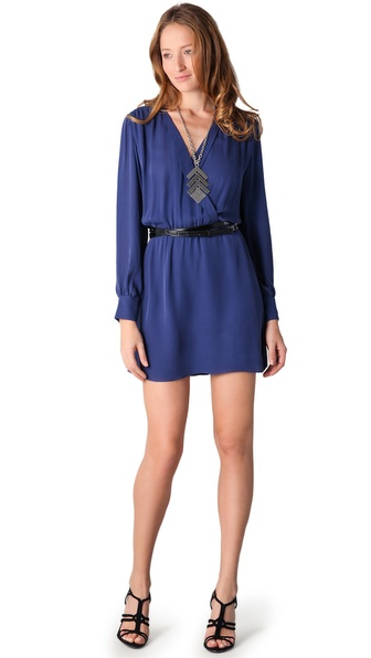 Parker Wrap Dress