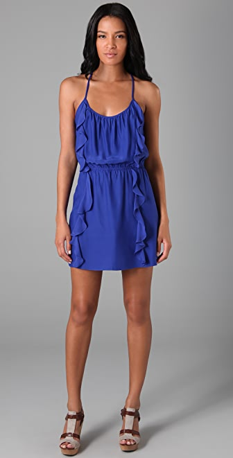 Parker 2 Ruffle Dress