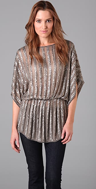 Parker Batwing Tunic