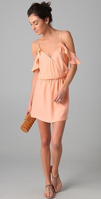 Parker Ruffle Side Dress