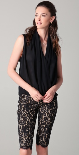 Parker Draped Top