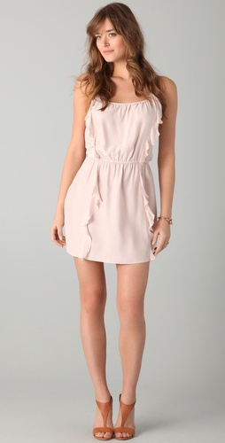 Parker Two Ruffle Dress