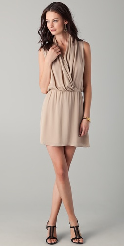 Parker Drape Dress