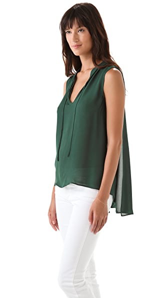 Parker Drape Back Top