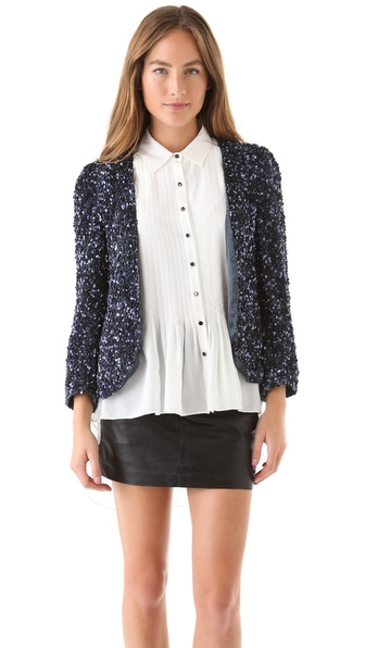 Parker Beaded Jacket
