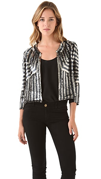 Parker Sequin Jacket