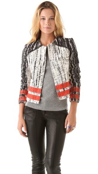 Parker Zip Jacket