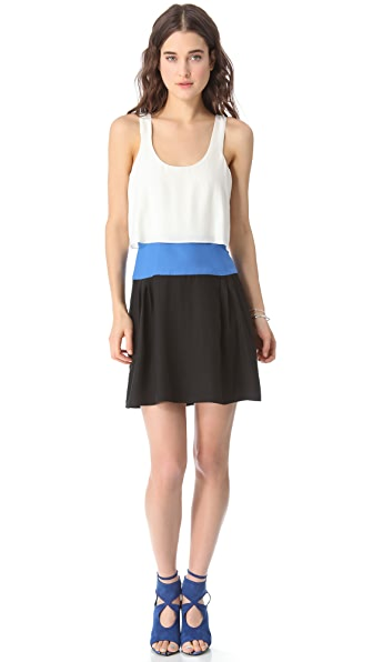 Parker Two Layer Dress