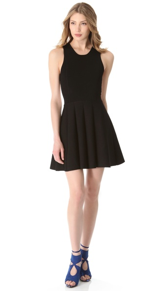 Parker Flare Dress