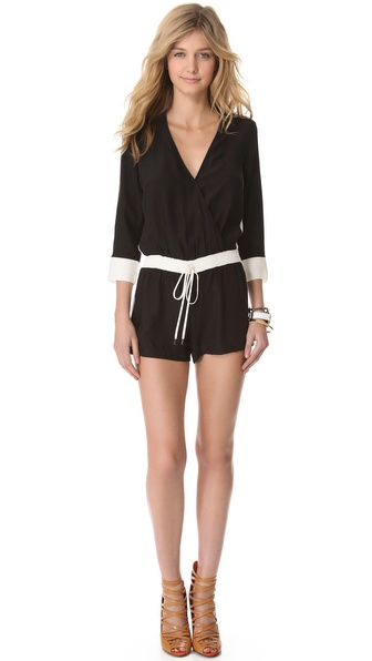 Parker Paige Romper