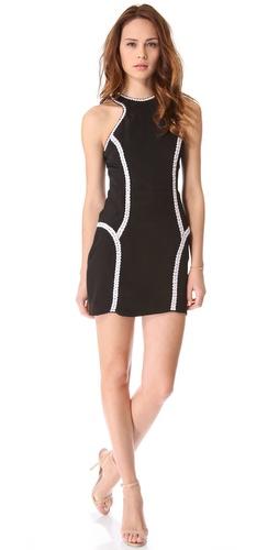 Parker Bruna Mini Dress