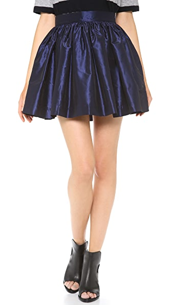 PARTYSKIRTS By SKOT Navy Party Skirt