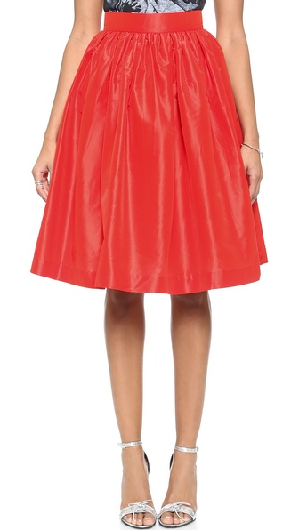 Partyskirts By Skot Jessica'S Party Skirt - Red Apple