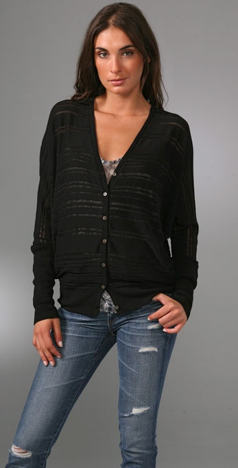 PJK Patterson J. Kincaid Montecito Cardigan Sweater