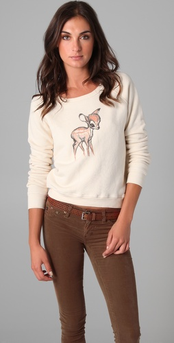 PJK Patterson J. Kincaid Disney by Patterson J. Kincaid Baby Bambi Sweatshirt