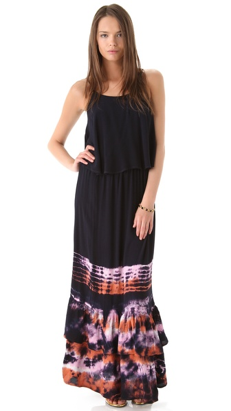PJK Patterson J. Kincaid Mason Maxi Dress