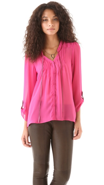 PJK Patterson J. Kincaid Leena Blouse