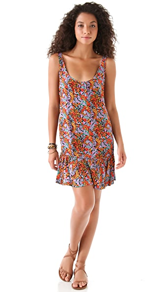 PJK Patterson J. Kincaid Sleeveless Mini Dress