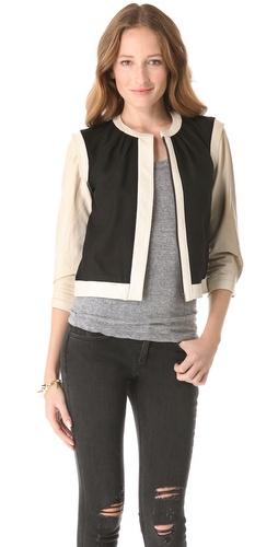 PJK Patterson J. Kincaid Ava Leather Jacket