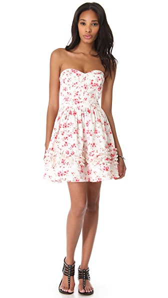 PJK Patterson J. Kincaid Man Repeller x PJK Aurora Flirty Dress