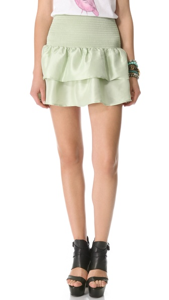 PJK Rene Layered Skirt from shopbop.com