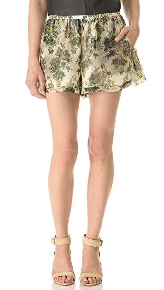 PJK Patterson J. Kincaid Man Repeller x PJK Crocodile Shorts