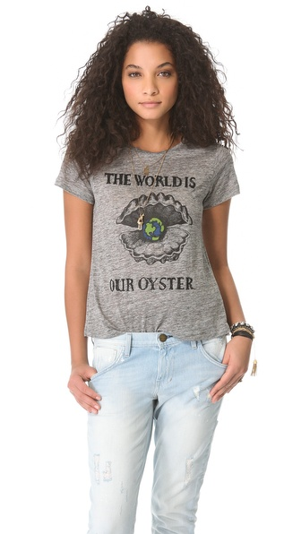 PJK Patterson J. Kincaid Man Repeller x PJK McNeal Tee