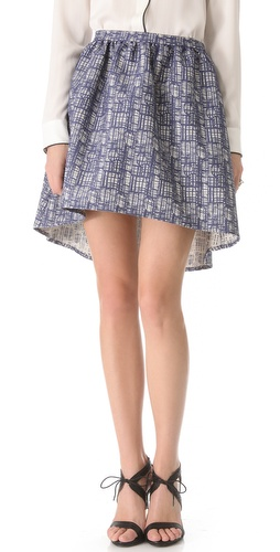 Shop PJK Patterson J. Kincaid Man Repeller x PJK Wendy Skirt and PJK Patterson J. Kincaid online - Apparel,Womens,Bottoms,Skirts, online Store