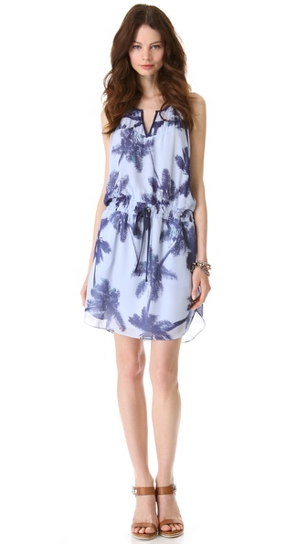 PJK Patterson J. Kincaid Talon Drop Waist Dress