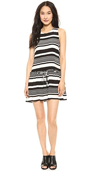PJK Patterson J. Kincaid Vita Stripe Dress