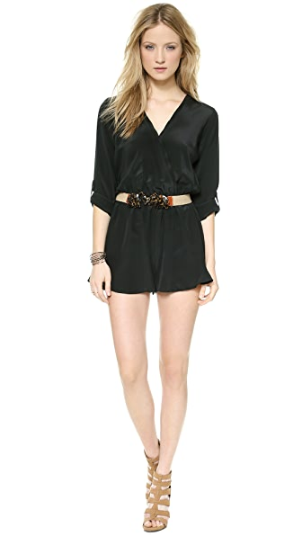 PJK Patterson J. Kincaid Waverly Romper