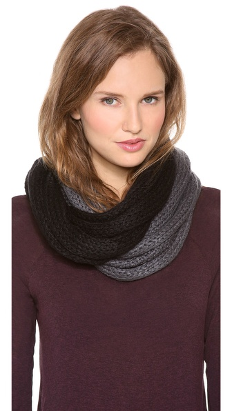 Paula Bianco Double Loop Scarf