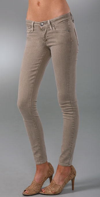 Paige Denim Verdugo Twill Jeggings