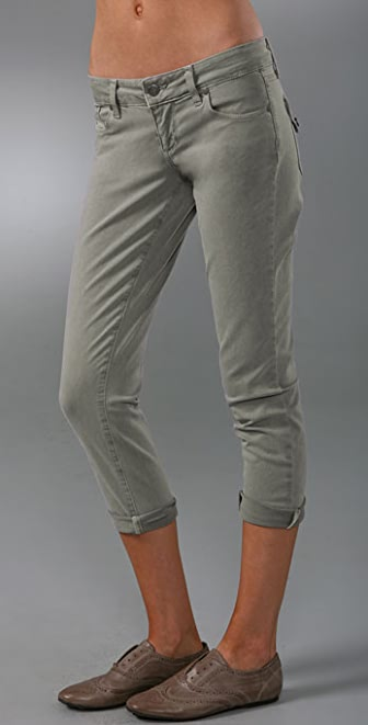 Paige Denim Venice Crop Pants