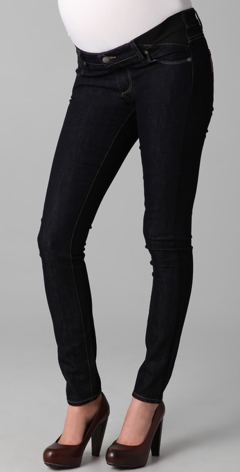 Paige Denim Maternity Union Jeggings