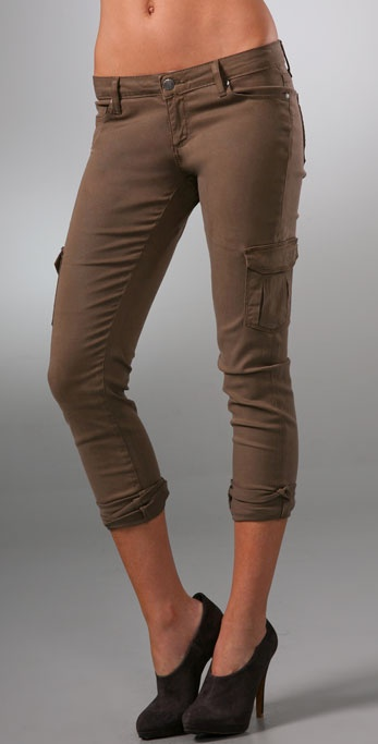 Paige Denim Layne Cargo Pants