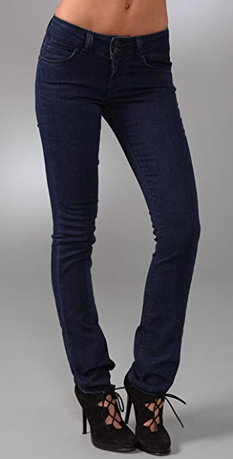 Paige Denim Hidden Hills Straight Leg Jeans