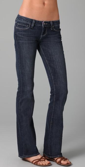 Paige Denim Lauren Canyon Boot Cut Jeans