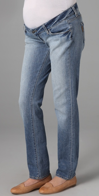 Paige Denim Westbourne Jimmy Jimmy Skinny Maternity Jeans
