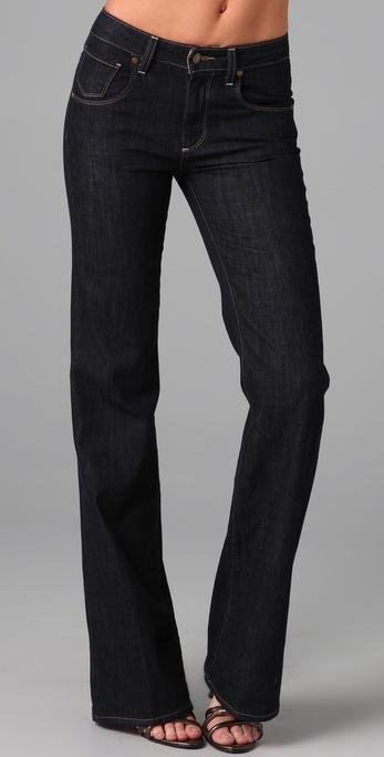 Paige Denim Roxley High Rise Wide Leg Jeans